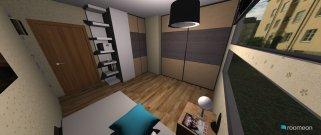 Raumgestaltung domatio 2 in der Kategorie Ankleidezimmer