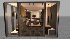 Raumgestaltung e in der Kategorie Ankleidezimmer
