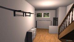 Raumgestaltung eingangsberiech in der Kategorie Ankleidezimmer