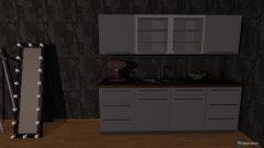 Raumgestaltung Einzimmerwohnung in der Kategorie Ankleidezimmer