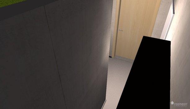 Raumgestaltung Erdgesch begehbare Kleiderschrank in der Kategorie Ankleidezimmer
