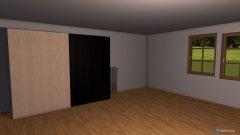 Raumgestaltung erster versuch in der Kategorie Ankleidezimmer