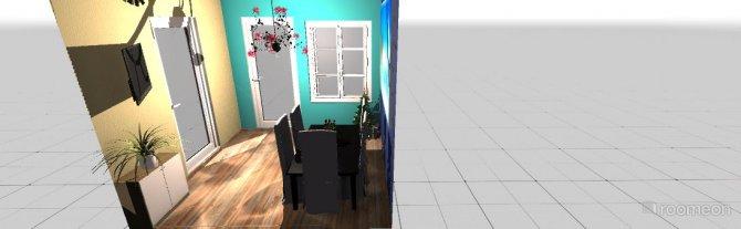 Raumgestaltung essezimmer in der Kategorie Ankleidezimmer