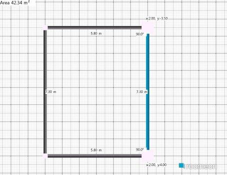 Raumgestaltung F in der Kategorie Ankleidezimmer