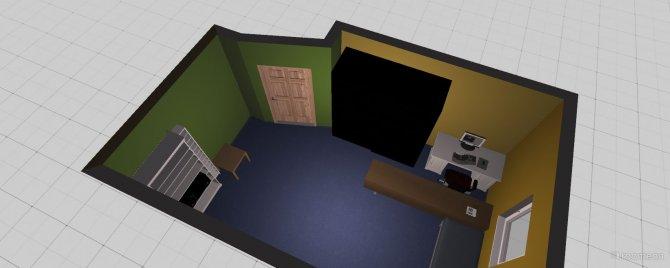 Raumgestaltung fabian zimmer in der Kategorie Ankleidezimmer