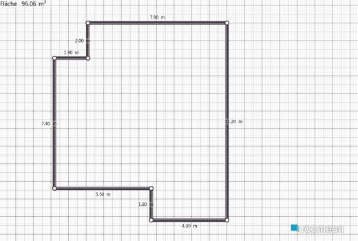 Raumgestaltung First Try in der Kategorie Ankleidezimmer