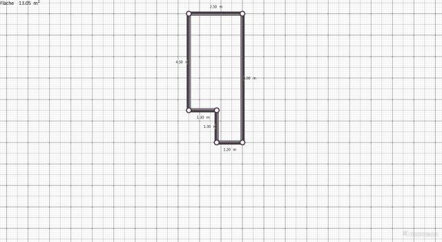 Raumgestaltung flur in der Kategorie Ankleidezimmer