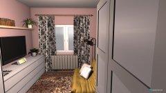 Raumgestaltung GästeAnkleide in der Kategorie Ankleidezimmer