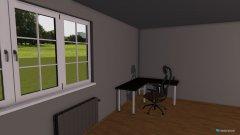 Raumgestaltung Gästezimmer in der Kategorie Ankleidezimmer