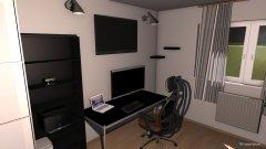 Raumgestaltung gaming nino in der Kategorie Ankleidezimmer