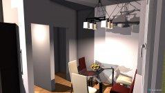 Raumgestaltung gkuchnia in der Kategorie Ankleidezimmer