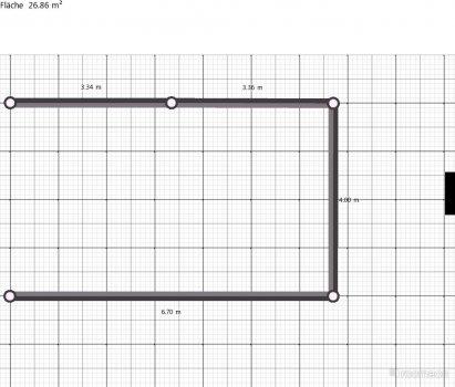 Raumgestaltung Gladebrügge 1 in der Kategorie Ankleidezimmer
