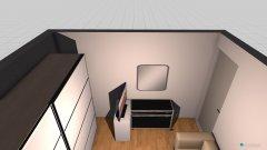 Raumgestaltung glos zimmer 3 in der Kategorie Ankleidezimmer