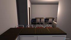 Raumgestaltung groß in der Kategorie Ankleidezimmer
