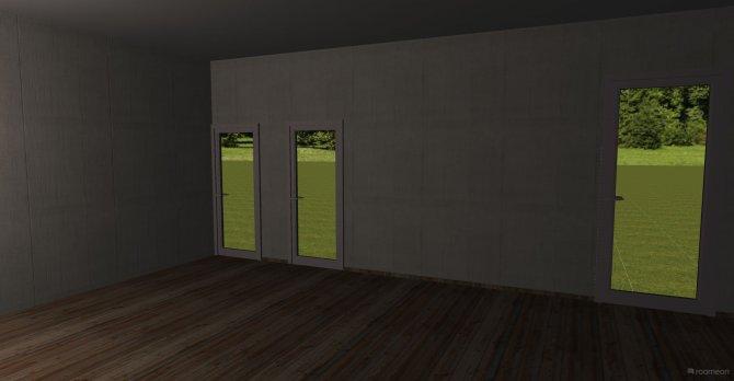 Raumgestaltung grosses zimmer in der Kategorie Ankleidezimmer
