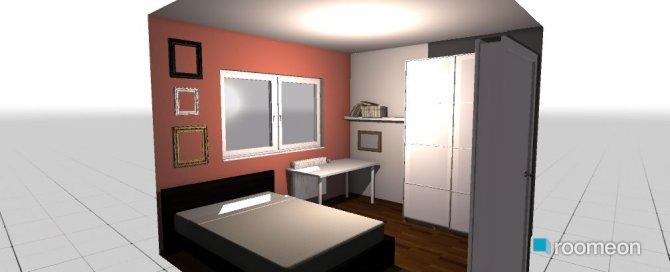 Raumgestaltung Grundriss exakt in der Kategorie Ankleidezimmer