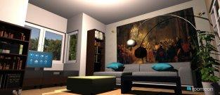 Raumgestaltung gustavo  in der Kategorie Ankleidezimmer