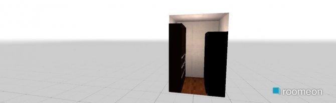 Raumgestaltung habit in der Kategorie Ankleidezimmer
