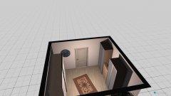 Raumgestaltung Haus 1 in der Kategorie Ankleidezimmer
