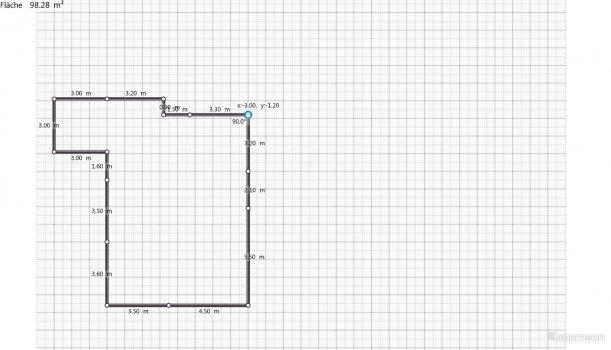 Raumgestaltung Haus-v1 in der Kategorie Ankleidezimmer