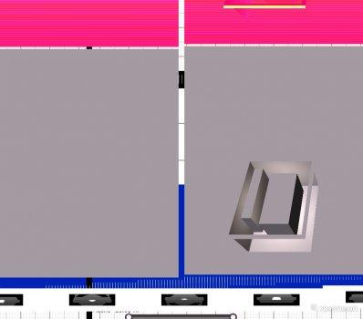 Raumgestaltung hinteres lager in der Kategorie Ankleidezimmer