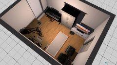 Raumgestaltung Jan Zimmer  in der Kategorie Ankleidezimmer