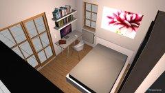 Raumgestaltung Jills Zimmer in der Kategorie Ankleidezimmer