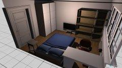 Raumgestaltung Kevin Zimmer in der Kategorie Ankleidezimmer