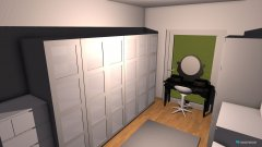 Raumgestaltung Kind 1 in der Kategorie Ankleidezimmer