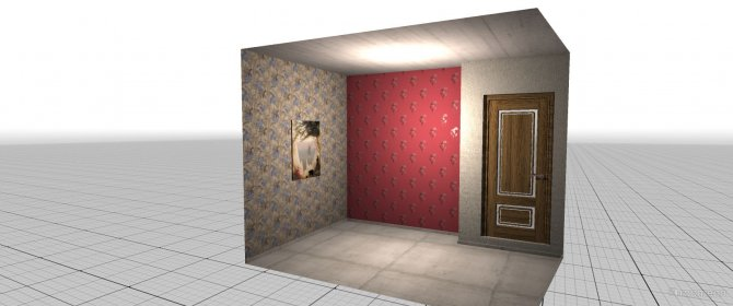 Raumgestaltung Kinderzimmer17 in der Kategorie Ankleidezimmer