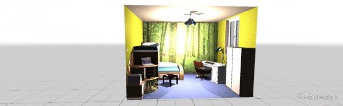 Raumgestaltung kinderzimmer in der Kategorie Ankleidezimmer