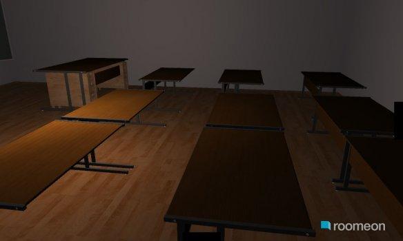 Raumgestaltung Klassenzimmer1 in der Kategorie Ankleidezimmer