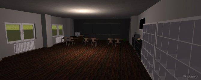 Raumgestaltung Klassenzimmer in der Kategorie Ankleidezimmer
