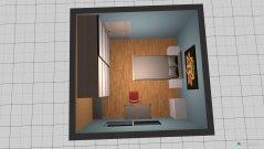 Raumgestaltung Kleiner Raum - 2 in der Kategorie Ankleidezimmer
