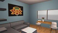 Raumgestaltung Kleiner Raum in der Kategorie Ankleidezimmer