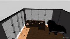 Raumgestaltung komplett in der Kategorie Ankleidezimmer