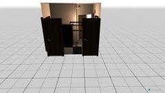 Raumgestaltung korytarz in der Kategorie Ankleidezimmer