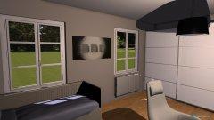 Raumgestaltung Kubi´s Raum in der Kategorie Ankleidezimmer