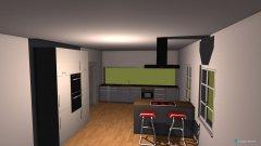Raumgestaltung küche in der Kategorie Ankleidezimmer