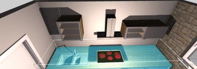 Raumgestaltung kuhinja 1 in der Kategorie Ankleidezimmer