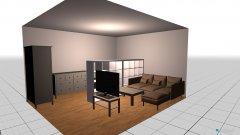 Raumgestaltung lena in der Kategorie Ankleidezimmer