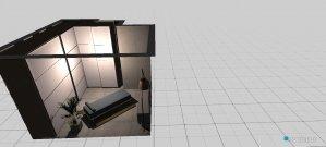 Raumgestaltung Lesezimmer in der Kategorie Ankleidezimmer