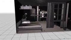 Raumgestaltung lilac youth in der Kategorie Ankleidezimmer