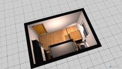 Raumgestaltung Lilly's Zimmer 1 in der Kategorie Ankleidezimmer