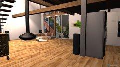 Raumgestaltung loft666 in der Kategorie Ankleidezimmer