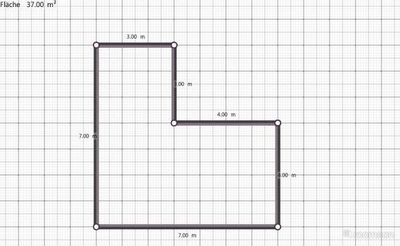 Raumgestaltung Loft in der Kategorie Ankleidezimmer