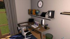 Raumgestaltung Lukas zimmer in der Kategorie Ankleidezimmer