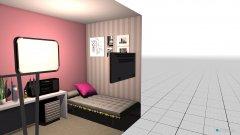 Raumgestaltung mädchenzimmer in der Kategorie Ankleidezimmer