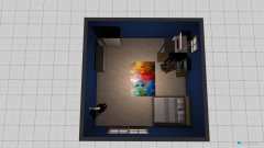 Raumgestaltung Mathe in der Kategorie Ankleidezimmer