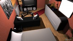 Raumgestaltung Maxs neues zimmer 2.2.14 in der Kategorie Ankleidezimmer